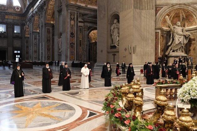 Լիբանանի համար աղոթքի օրը Վատիկանում